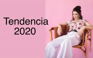 Tendencias de moda 2020